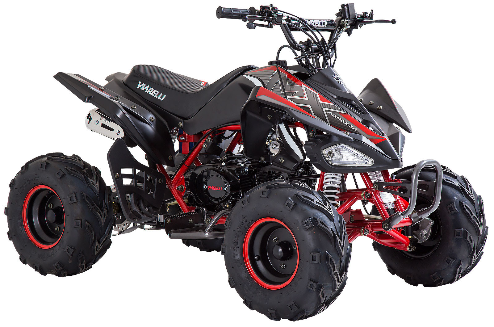 Viarelli Agrezza ATV 90cc